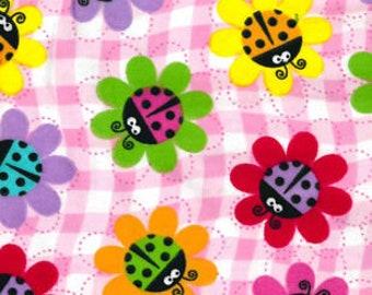 XXS-XXL Daisy Ladybug Bandana