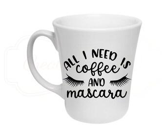 All I need Coffee Mug - 12 oz