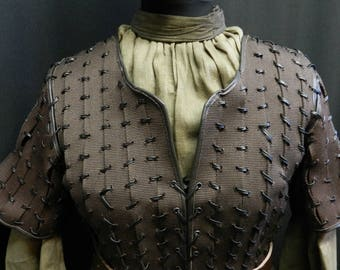Game of Thrones Arya Stark cosplay outfit custom made to your size!