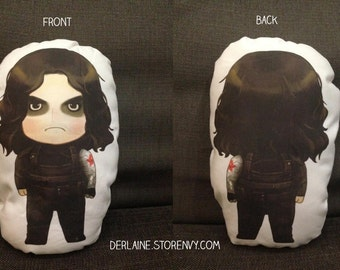 Captain America Winter Soldier Bucky Pillow [limited]