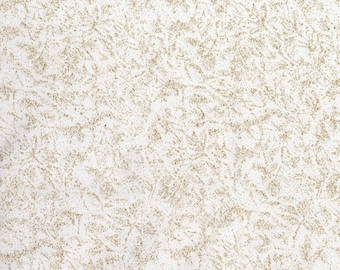 Gold Bling Fairy Frost - Michael Miller - Fairy Frost Collection - Gold Specks of Glitter - Shimmery Fabric - Gold Glitter Fabric