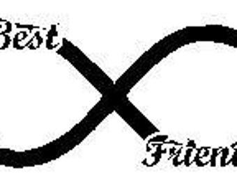 Best Friend for Infinity Shirt