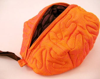 Radioactive Orange Brain