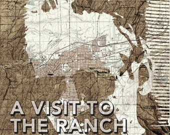 A Visit to the Ranch & other poems