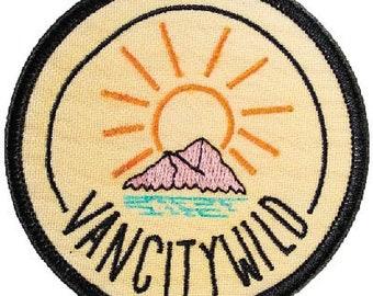 VancityWild Sunshine Patch