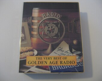 Golden Age Radio - The Very Best Of Golden Age Radio -1992  (Cassettes)