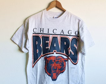 MEDIUM Vintage 1995 Chicago Bears NEW with Tags Deadstock T-Shirt