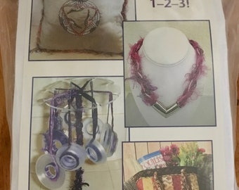 Kumihimo Diva Fiber Cord Maker Complete Kit With Instructions by Fiber Goddess Made in the USA