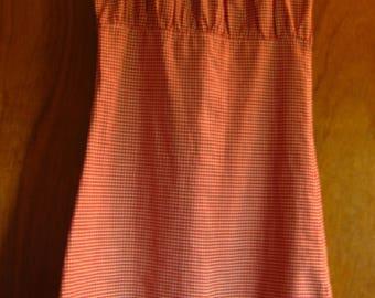 Faded Glory Gingham Dress
