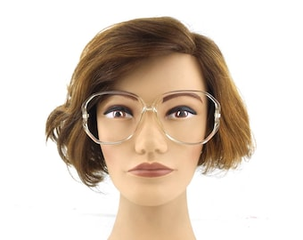 round. eyeglasses. oversize. for women. women. vintage. eye glasses. pink. wine. triangle. gold. metal. clear. 54[]13 130