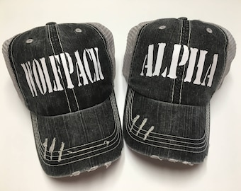 Set of 3 Hats, Groomsmen Gift, Groomsmen Gift Ideas, Bachelor Party Hats, Custom Hats, Team Groom Hat, Groomsmen Hat, Stag Party Hats