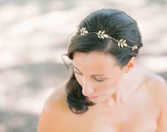 """Bridal wreath """"Anéa"""""""