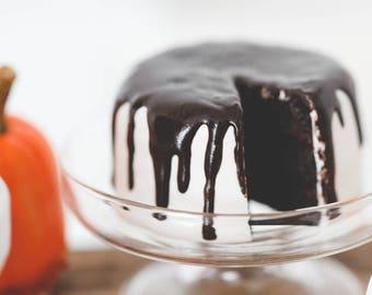 SALE! Playscale Miniature Chocolate Drip Cake