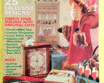 Craftworks for the home magazine 1989