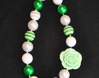 Children's Chunky Bubble Gum Necklace