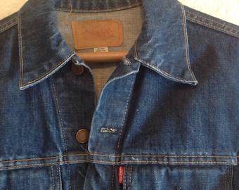 Vintage Levi's  Big E Type III denim jacket 32 inch chest