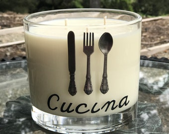 Cucina (kitchen) Candle 30 oz.