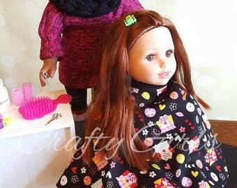 18 inch doll hair salon set RTS