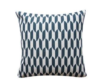Herringbone Cushion, Scandinavian Pillow Cover, Geometric Cushion, 18x18 Cushion Cover Minimalist Cushion, Decorative Pillow
