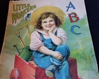 Charles Graham Little Workers ABC Book