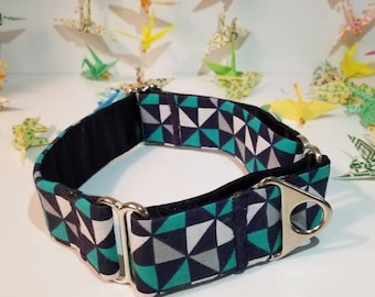 Handmade Martingale Dog Collar