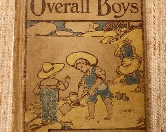 Book, Children's Book, The Overall Boys
