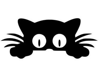 Pattern fusible cat