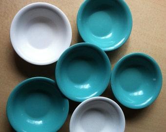 Trump Plastics, Inc, Trumpetware bowls set of 6. Glamping, Retro Kitchen, Political statement