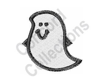 Ghost - Machine Embroidery Design