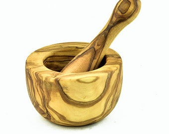 Mortar and pestle 10 CM