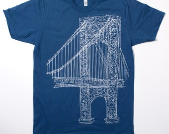 GW Bridge shirt