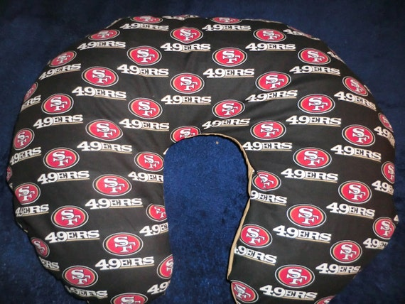 San Francisco 49ers Baby Boppy Cover Boppy slipcover