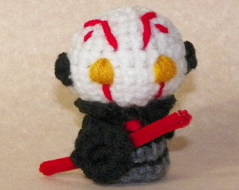 Amigurumi Grand Inquisitor