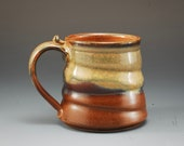Handmade Pottery Brown an...