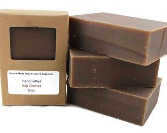 Nag Champa Bar Soap 5.5 oz. Handmade, Cold Process, Hippie