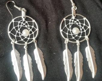 Dreamcatcher Earrings (#243)