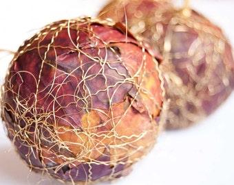 Natural Christmas decoration Christmas tree ornaments  Christmas balls ornaments Christmas ornaments