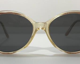 1970's | Vintage Sunglasses | brown/beige