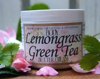 LemonGrass & Green Tea