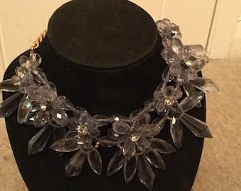 Beautiful original Chunky Ice Necklace