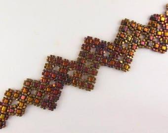 Diamond Dust Bracelet Tutorial