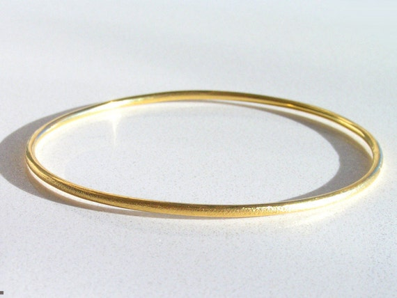 solid design bangle gold bracelets bracelet flat
