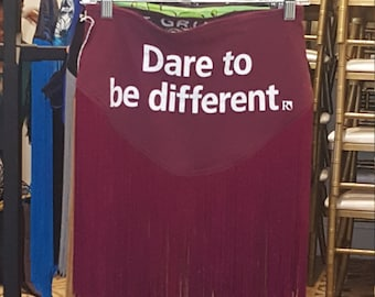 Dare to be different bellydance festival hipscarf belt