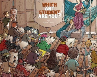 Which Art Student Are You? book
