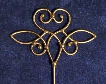 Bronze Hair Stick