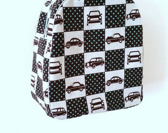 Childrens Backpack, Kids Backpack, Toddler Backpack, Car Box (Ready To Ship)
