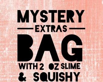 Extras grab bag-mystery slime-slime-slimes-slime shop-squishy-squishies-squishy shop-extras bag-slime grab bag-squishy grab bag