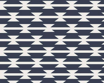 Tomahawk Stripe - Arizona by April Rhodes, Art Gallery Fabric Quilting Cotton 1/2 Yard+