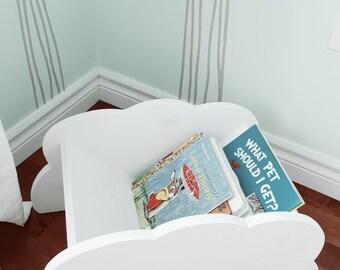 Chambre de bébé et enfants bibliothèque/livre Caddy