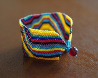 Ribbon Cable Bracelet